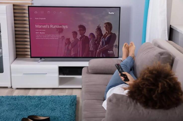 خدمة المشاهدة هولو Hulu