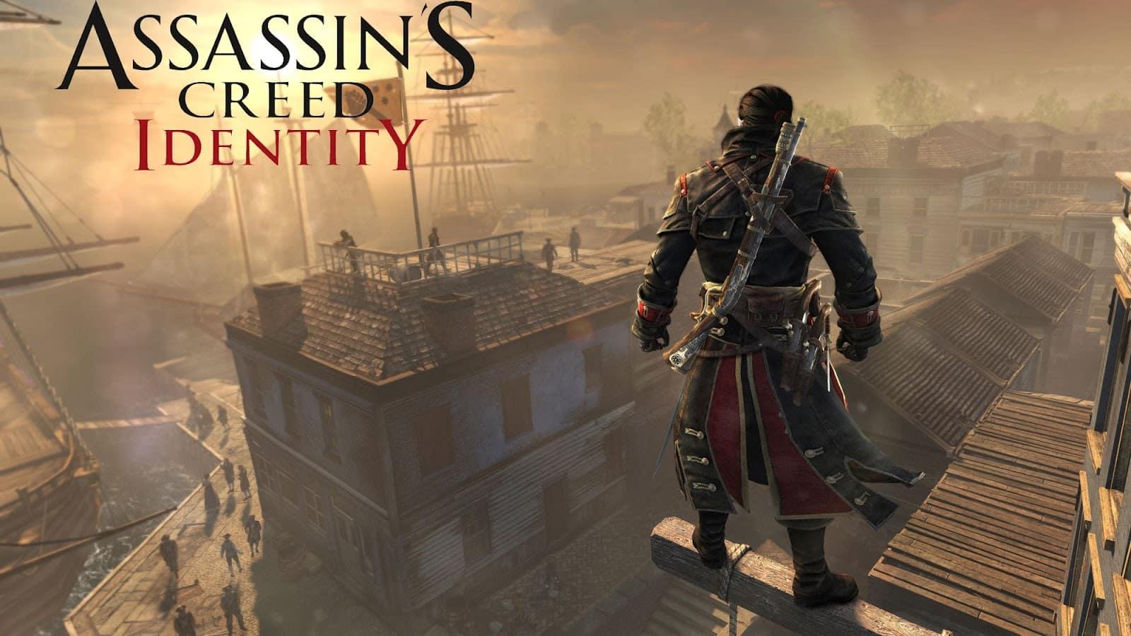 تحميل لعبة Assassin's Creed Identity للايفون