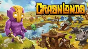 تحميل لعبة Crashlands للايفون