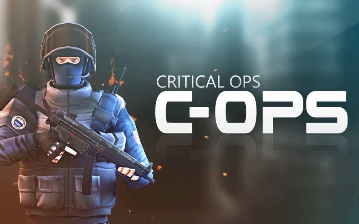 تحميل لعبة Critical Ops للايفون