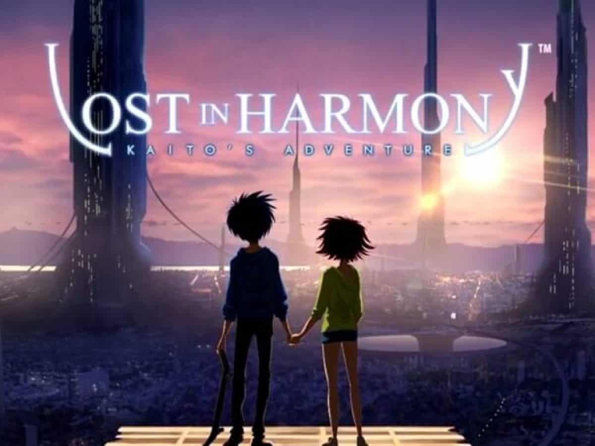 تحميل لعبة Lost in Harmony للايفون