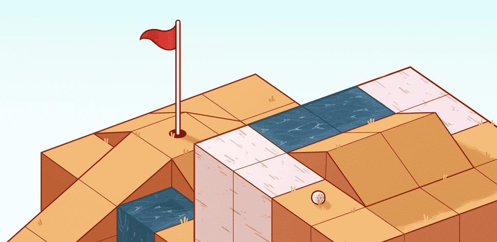 Golf Peaks v2.05 Paid APK