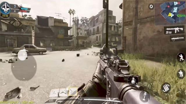 تحميل لعبة Call of Duty للاندرويد