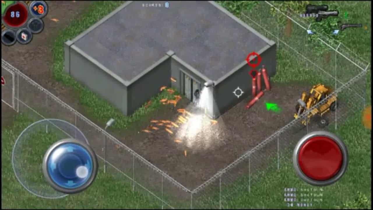 تحميل لعبة Alien Shooter للاندرويد