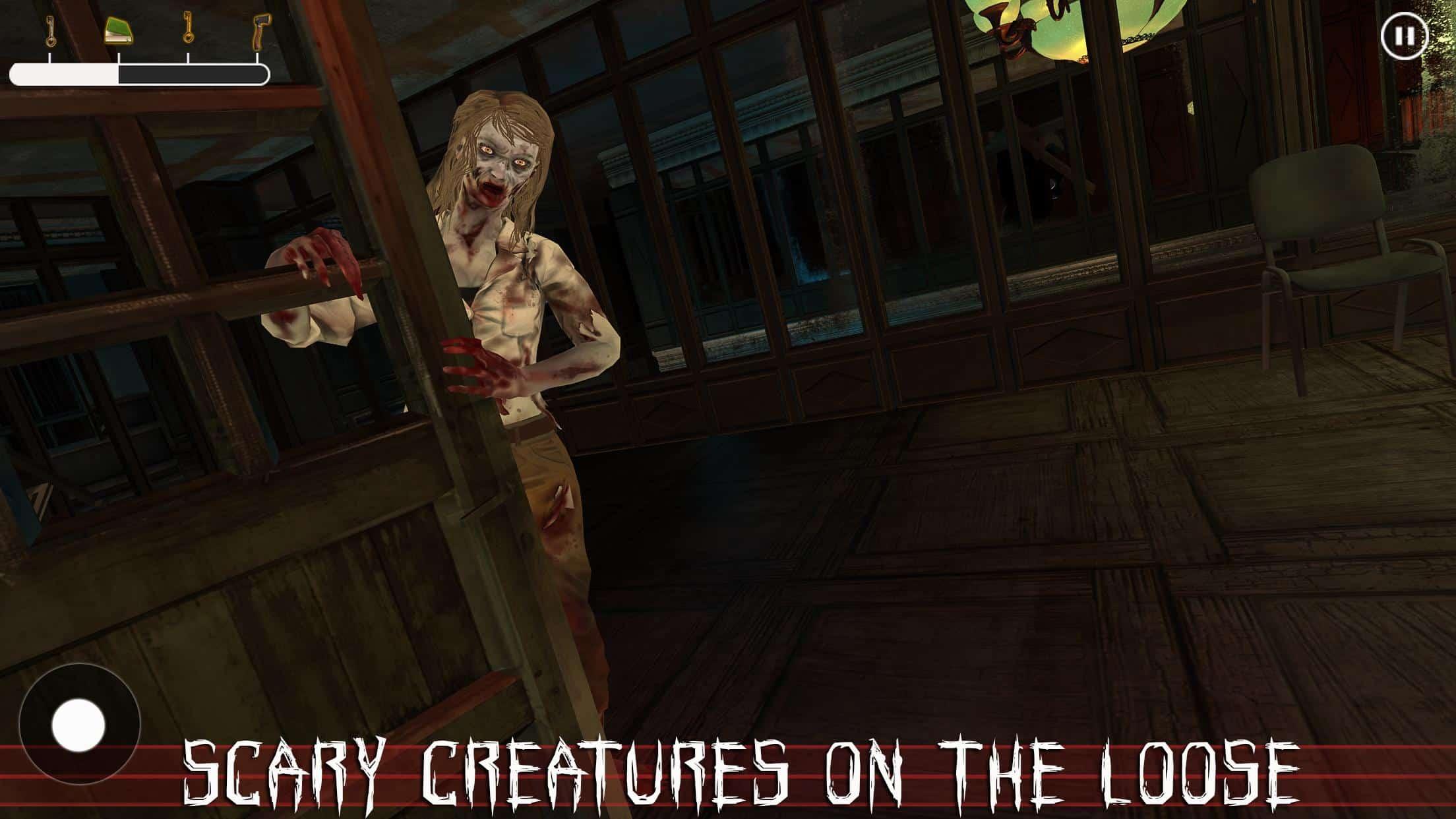 تحميل لعبة Scary Granny house للاندرويد