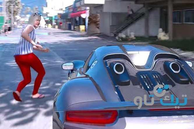تحميل لعبة جاتا GTA 7