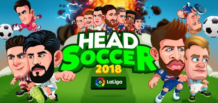تحميل لعبة Head Soccer La Liga للاندرويد