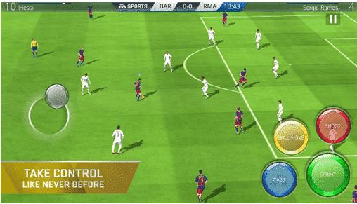 أفضل وأجمل ألعاب كرة القدم للأندرويد: