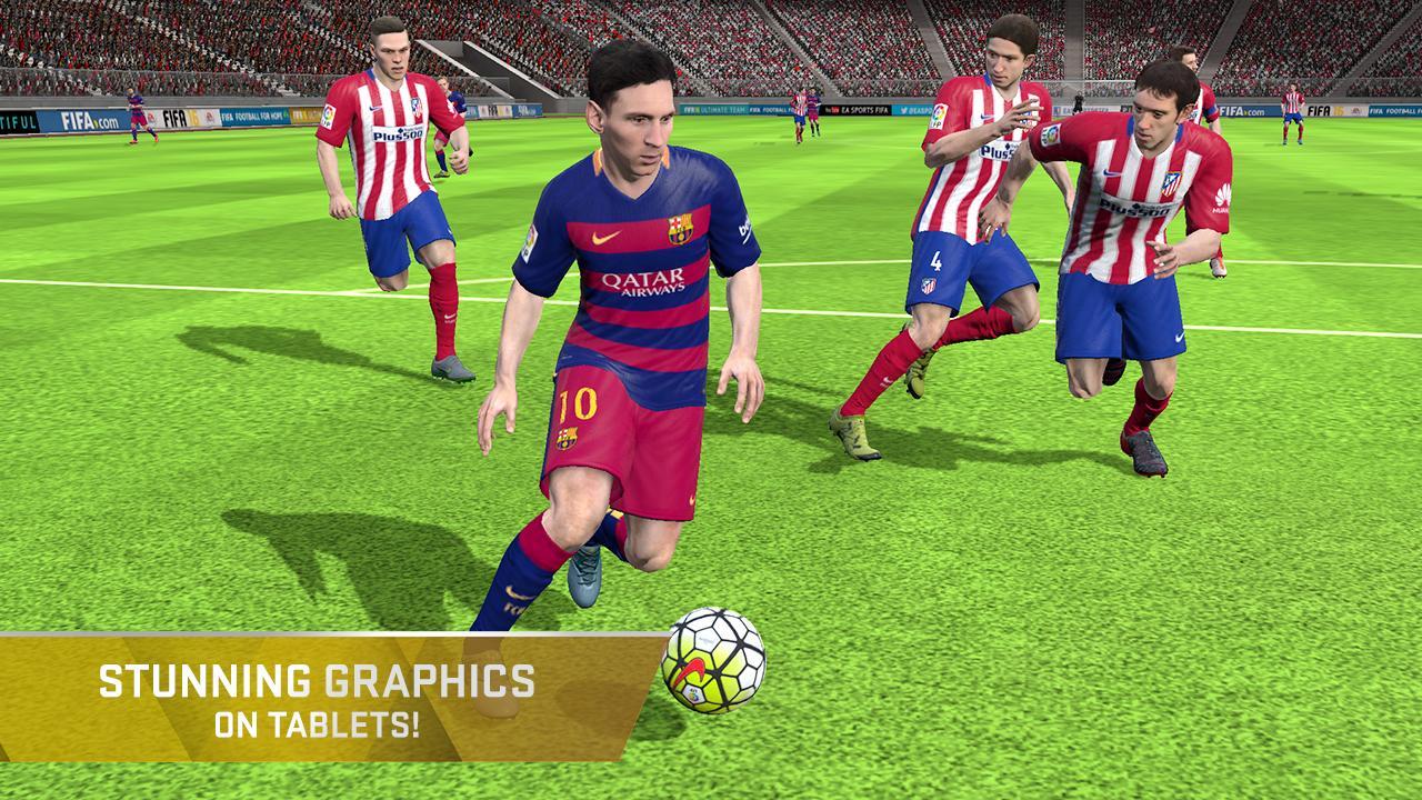 تحميل لعبة FIFA Mobile Soccer للاندرويد