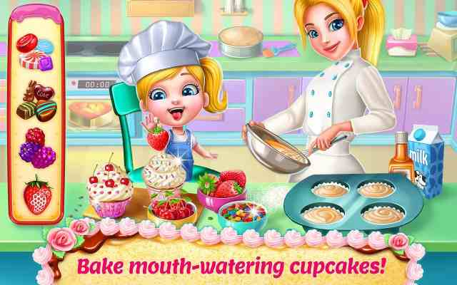تحميل لعبة Cake Maker للايباد