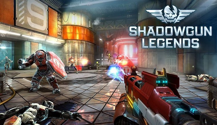 Shadowgun Legends 1