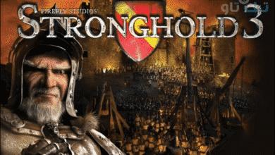 صورة تحميل لعبة صلاح الدين 3 للكمبيوتر Stronghold