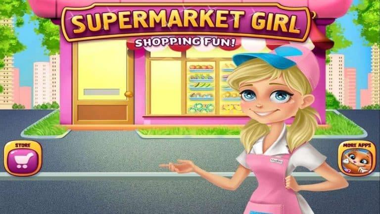 تحميل لعبة Super Market Girl للايباد