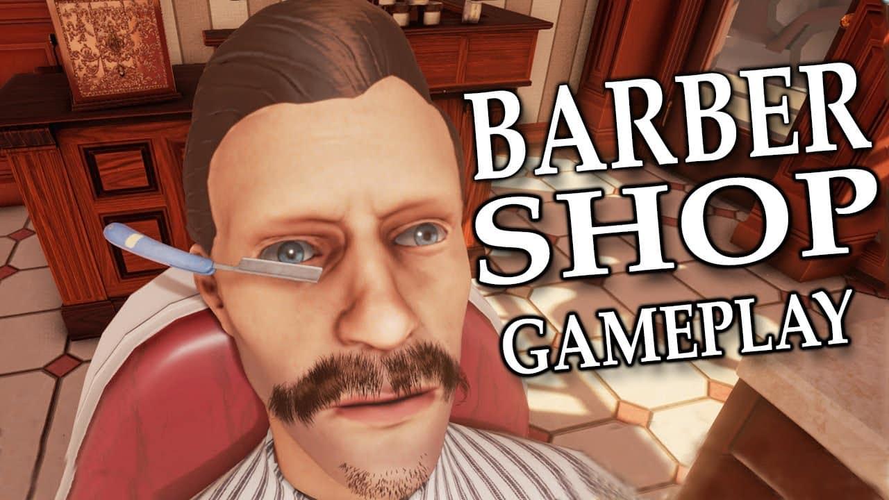 تحميل لعبة Barber Chop للايباد