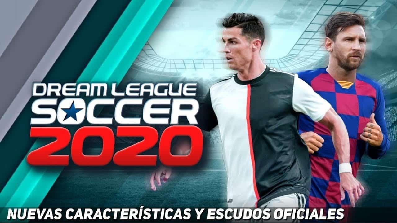 تحميل لعبة Dream League Soccer للاندرويد
