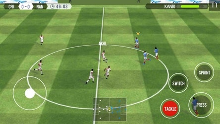 تحيمل لعبة Real Football للاندرويد