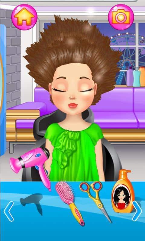 تحميل لعبة Hair salon Hairdo للايباد