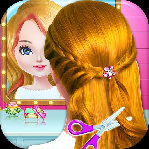 تحيمل لعبة Princess HAIR Salon للايباد
