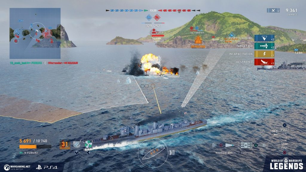 العاب سفن حربية