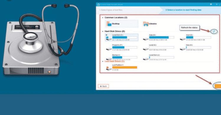 تحميل برنامج Disk Drill Pro للكومبيوتر