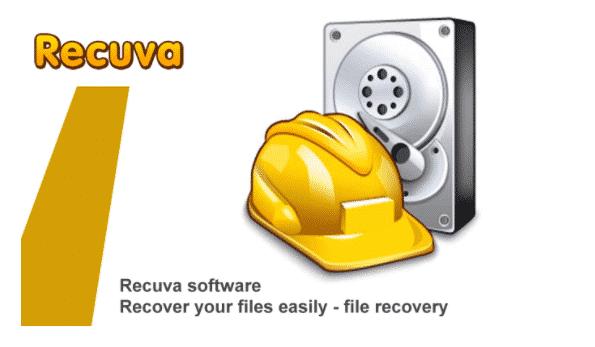 برنامج Recuva